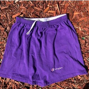 90s Champion shorts fit like large